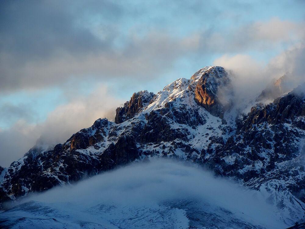 montagna abruzzo