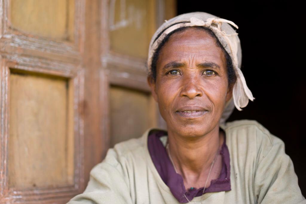 etiopia donna
