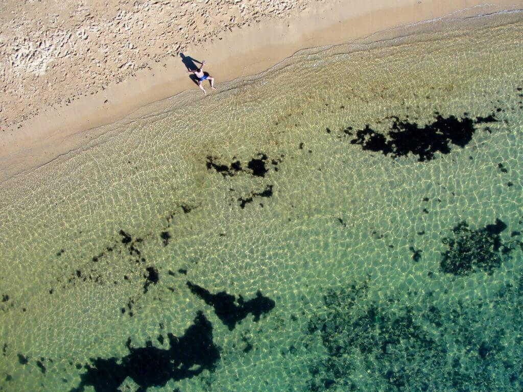 senegal spiaggia relax