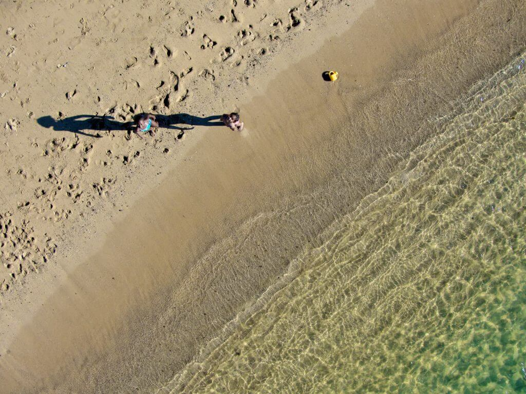 senegal bambini spiaggia