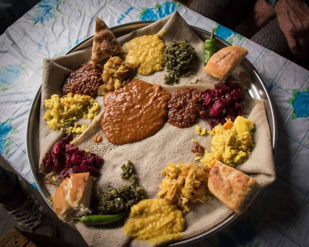 cucina etiope zighinì