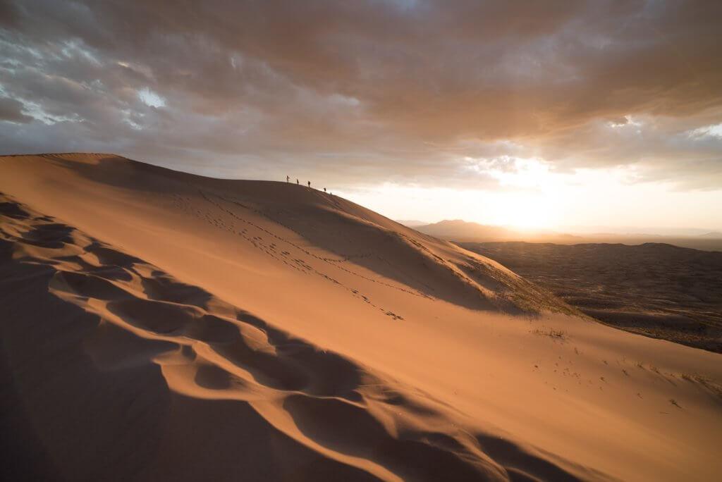 dune marocco deserto