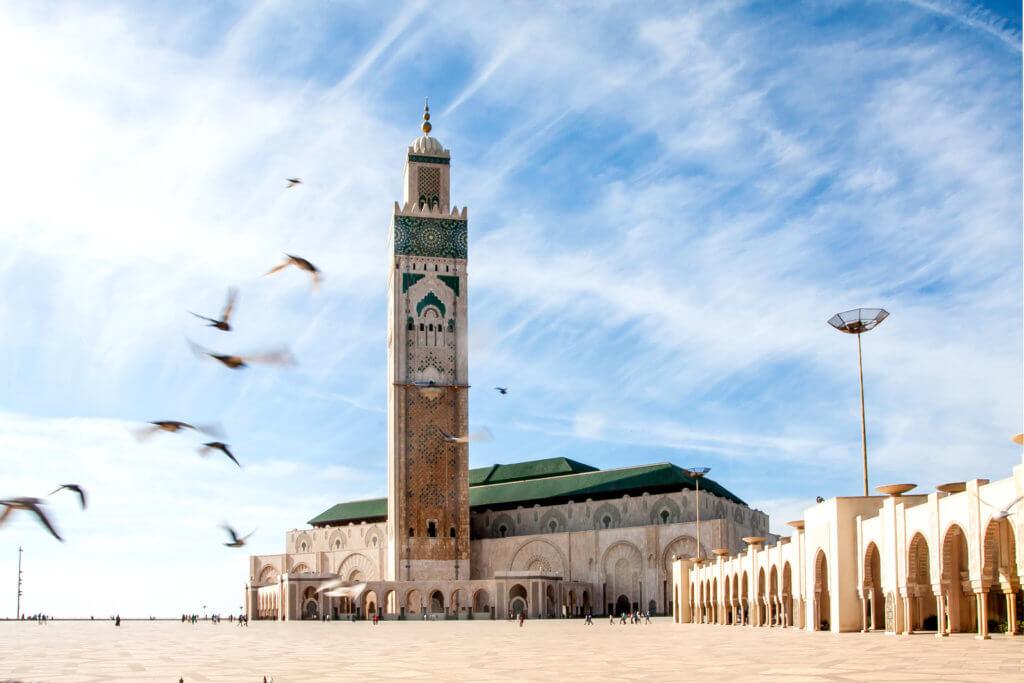 marocco moschea