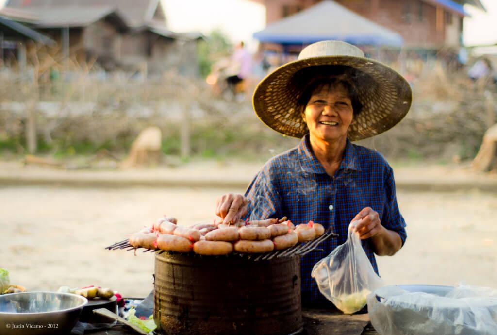 donna thai mercato