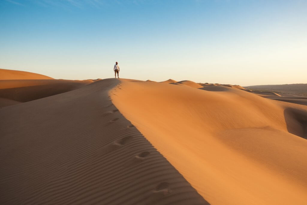 duna impronte